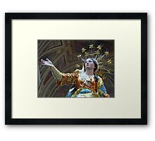 The Assumption of Our Lady Framed Print
