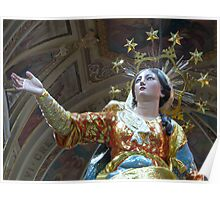 The Assumption of Our Lady Poster