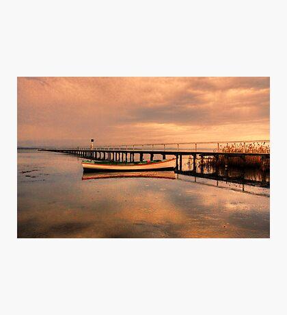 Looooooooong jetty Photographic Print