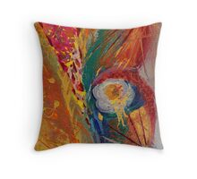 Abstract Painting 2 Throw Pillow