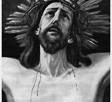 The Crucifix of Limpias by fajjenzu