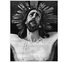 The Crucifix of Limpias Photographic Print