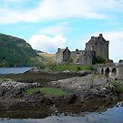 Eilean Donan Castle - Scottish Highlands by irenicrhonda