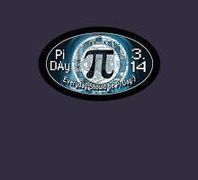 Pi Day Oval Design T-Shirt