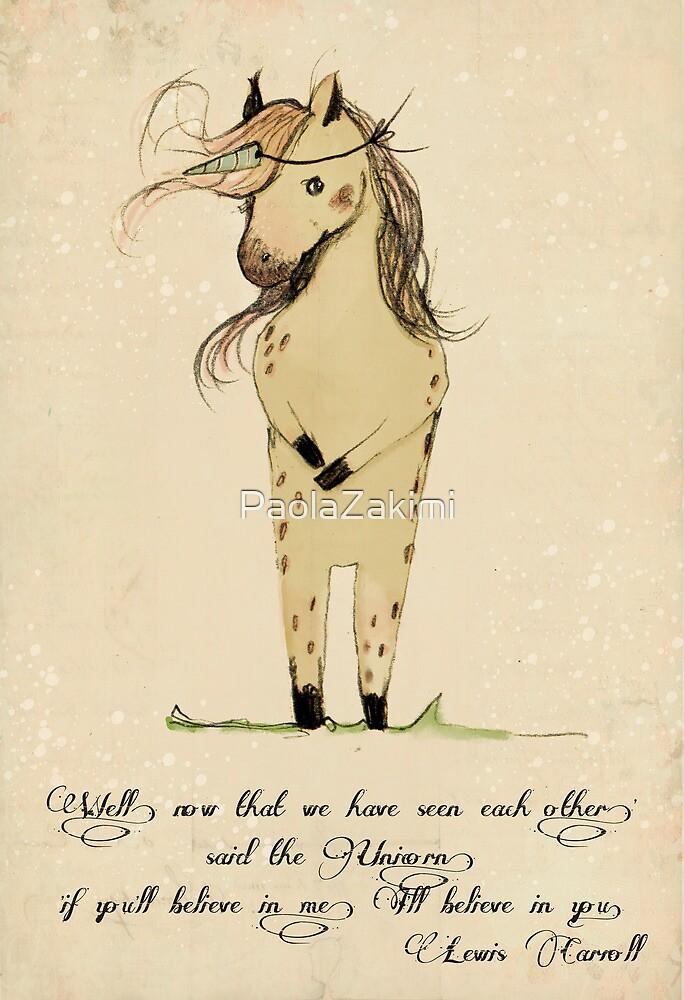unicornio by PaolaZakimi