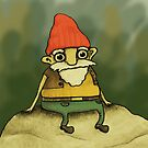 Garden Gnome by Sophie Corrigan