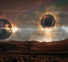 The Dead Planet... by charlena
