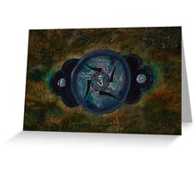 Ajna - Third eye Chakra Greeting Card