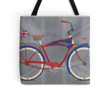 British Bicycle Tote Bag