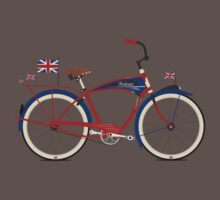 British Bicycle One Piece - Short Sleeve