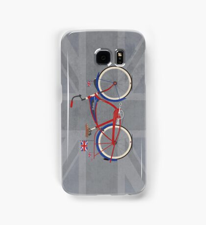 British Bicycle Samsung Galaxy Case/Skin