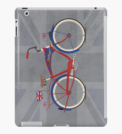 British Bicycle iPad Case/Skin