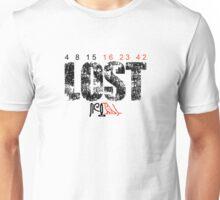 Lost - Hieroglyphs/Numbers Unisex T-Shirt
