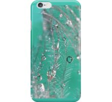 Mint Sparkles iPhone Case/Skin