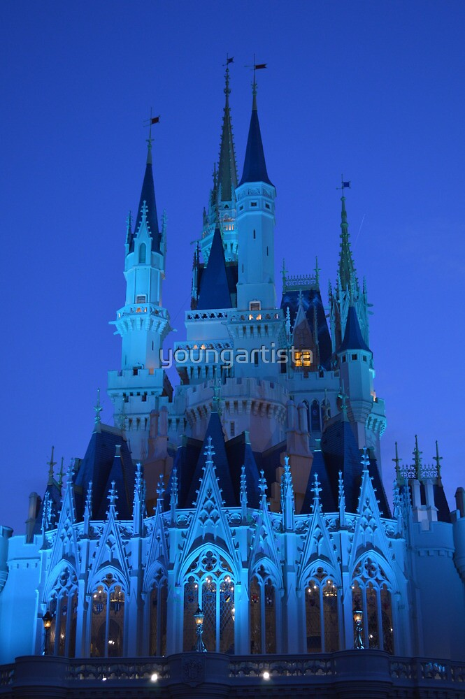 Where Dreams Come True by youngartista
