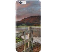 Mount Roland Sunrise iPhone Case/Skin