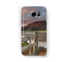 Mount Roland Sunrise Samsung Galaxy Case/Skin