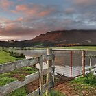 Mount Roland Sunrise by Claire Walsh