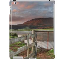 Mount Roland Sunrise iPad Case/Skin
