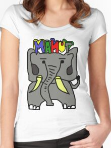 MAMUT Women's Fitted Scoop T-Shirt