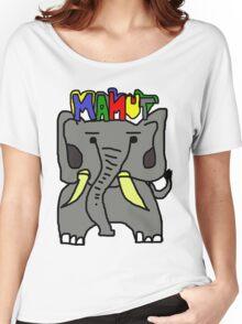 MAMUT Women's Relaxed Fit T-Shirt