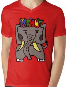 MAMUT Mens V-Neck T-Shirt