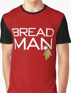 Bread Man Graphic T-Shirt