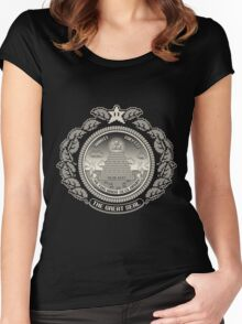 Old World Order Women's Fitted Scoop T-Shirt