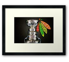 Our Cup Framed Print