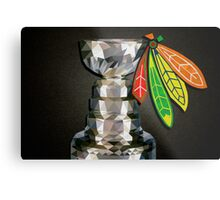 Our Cup Metal Print