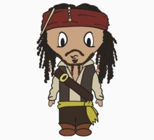 Jack Sparrow by lothlorien