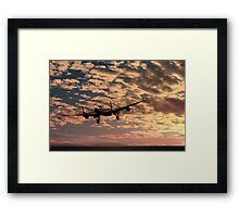 """Pro libertate"" (106 Squadron RAF) Framed Print"