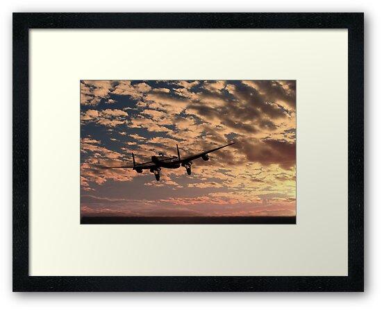"""""""Pro libertate"""" (106 Squadron RAF) by J Biggadike"""