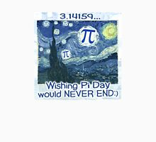 Wishing Pi Day Never Ends T-Shirt