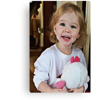 The Heart of Our Hearts Canvas Print