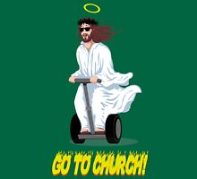 Go To Church! Tank Top