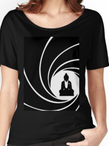 James Buddha Women's Relaxed Fit T-Shirt