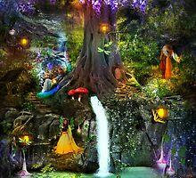 Fairy Bower by Vanessa Barklay