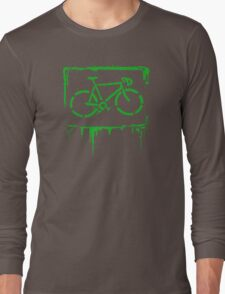 pedal more Long Sleeve T-Shirt