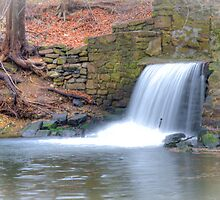 Stony Brook Grist Mill by Brian Matus