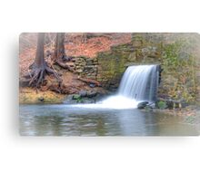 Stony Brook Grist Mill Canvas Print