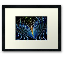 Mozambique Framed Print