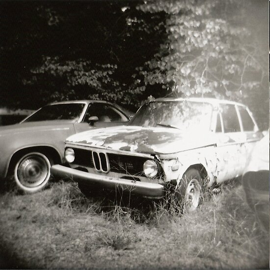 BMW 2002 by Gutesdesignist