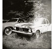 BMW 2002 Photographic Print