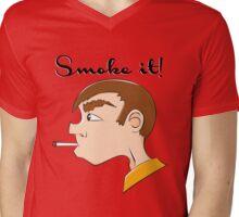 Smoka Mens V-Neck T-Shirt