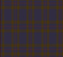 00042 Elliot Clan Tartan Fabric Print Iphone Case by Detnecs2013