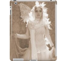 Winter Victorian Fairy iPad Case/Skin