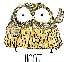 hoot by Lauren Hughes