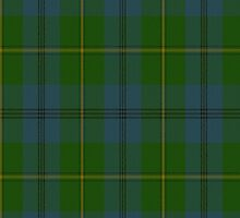 00046 Johnston(e) Clan Tartan Fabric Print Iphone Case by Detnecs2013