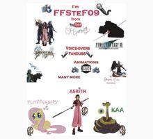FFSteF09 T-Shirt by FFSteF09